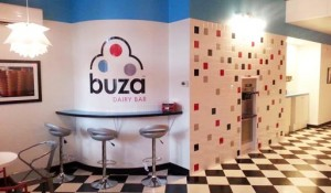 Contact the Buza Dairy Bar